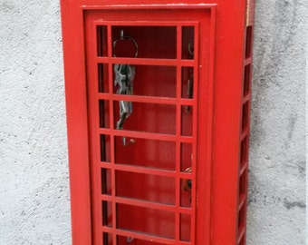 Key holder - London Phone Booth