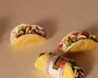 Miniature Taco Set