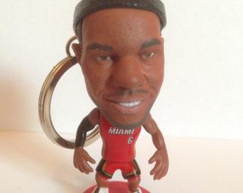 NBA figure handmade Miami Heat Lebron James