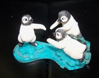 Friends never Drift Apart from the The Adventures of a Reluctant Penguin Collection