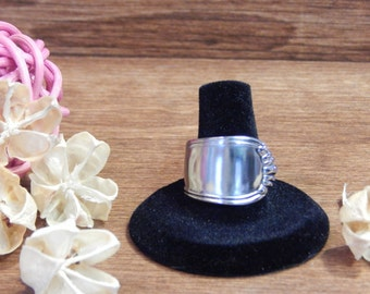 Spoon Ring - Size 10 (Stainless Steel)