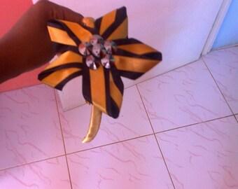 Layered Headband with Embellishment