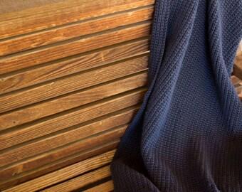 Super Soft Handmade Crocheted Blanket - custom colors, custom sizes