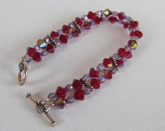 Double-strand Swarovski Bracelet