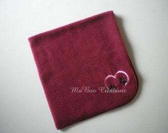Fleece Pet Blanket