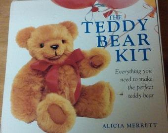 The Teddy Bear Kit Brand New Make A Baby Bear