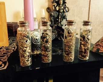 Psychic Herb Jar