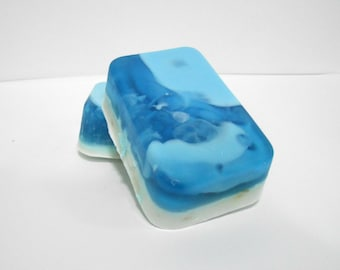 Ocean Breeze Shea Butter Glycerin Soap Bar