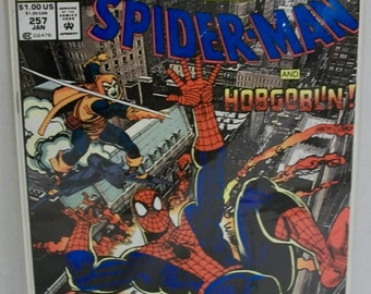 1992 Marvel Tales Featuring Spider-man #257 Reprints Spider-Man 238  VG Condition  Vintage  John Romita Sr & Jr  Marvel Comic Book