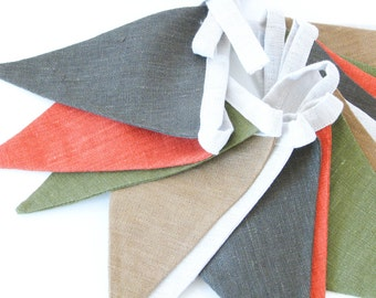 Fabric Flag Banner / Pennant / Bunting / Military