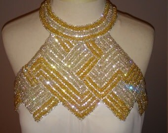 Beaded dress/ SALE item