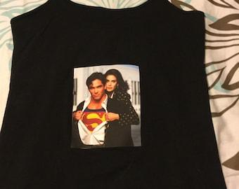 Lois and Clark Shirt/Cami