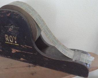 Barn Find!! Vintage Raffle Ticket Wheel