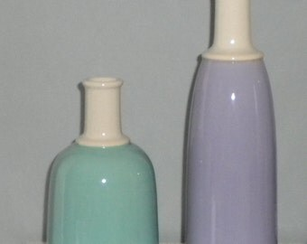 Foundry Bucci bottle vases