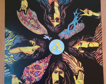Come Together - Beatle Poster