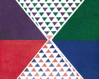 Triangular World