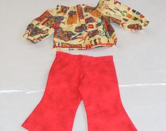 "18"" Doll Pants/Shirt"