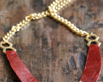 Color eighths chain
