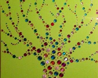 Jeweled Tree