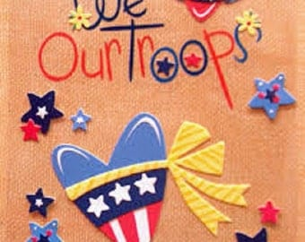 Jolee's Boutique- Our Troops