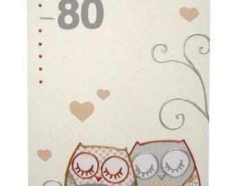 PRETTY OWL BEIGE child gauge