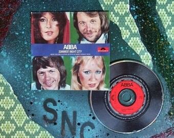 ABBA Summer Night City