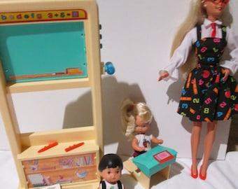 Teacher Barbie