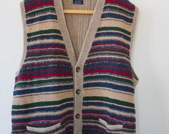 vintage Ralph Lauren sweater vest
