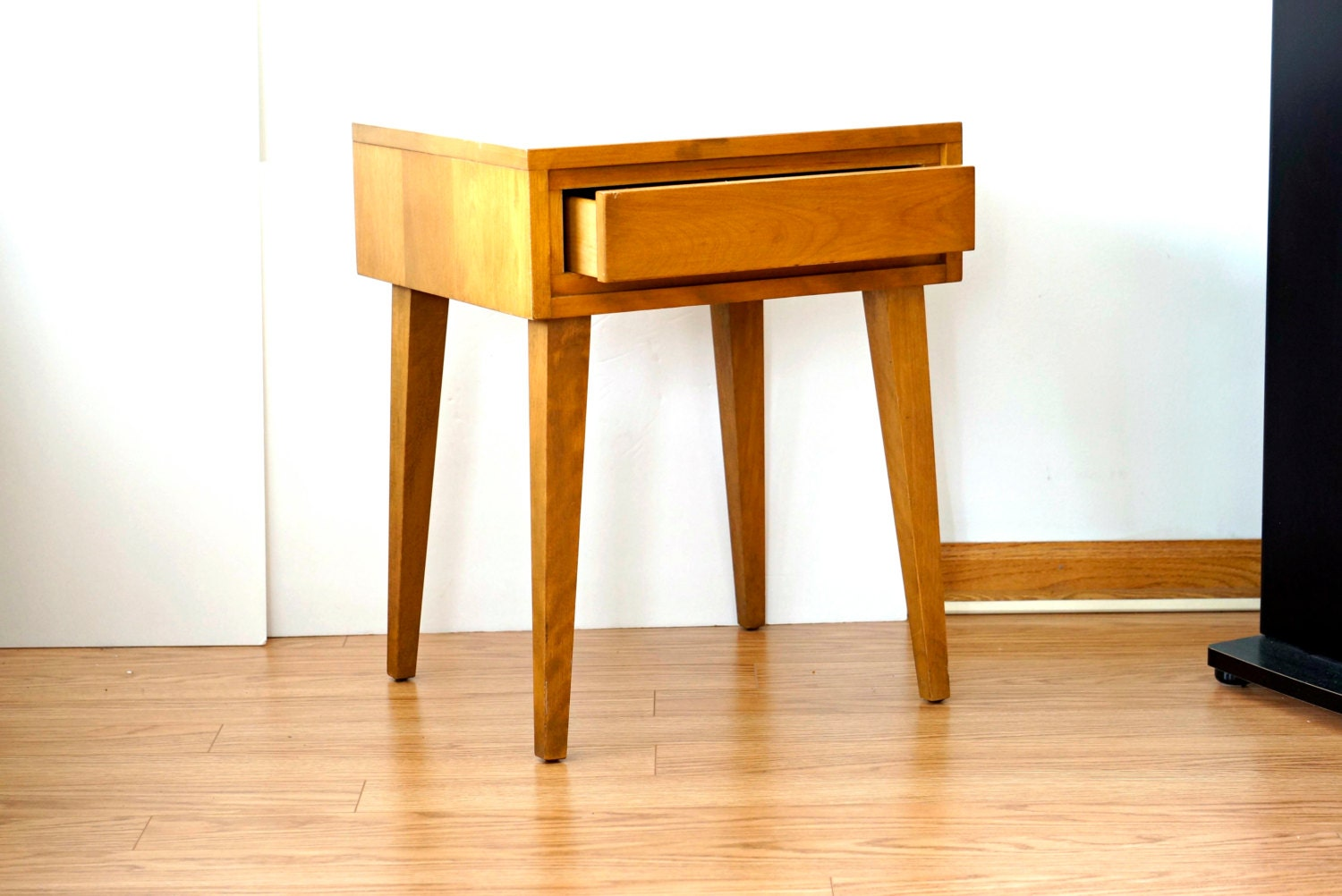Modern Bedside Table : Mid century modern bedside table nitestand table by FallowHorn