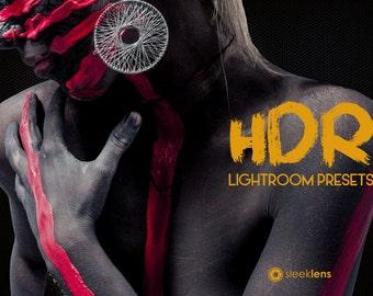 HDR Visions Lightroom Presets Bundle
