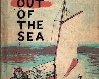 The Plumber Out of the Sea - Marc Simont - 1955 - Vintage Book
