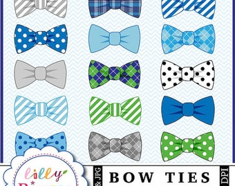 bow tie clipart on Etsy, a global handmade and vintage ...