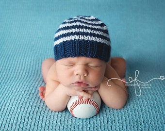 Hudson - Perfect Fit Newborn Beanie