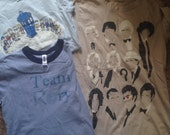 4 small DR who themed shirts for ladies or kids