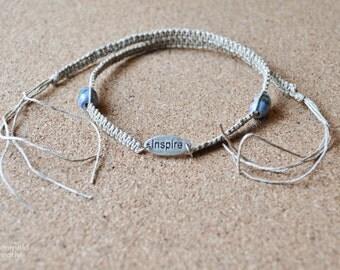 Inspire Tie On Necklace