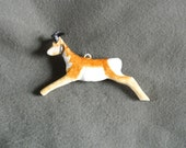 Pronghorn Antelope Home decor Hanger-Handmade, Hand Painted