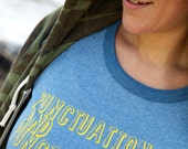 Punctuation or Punctuality Women's Tee