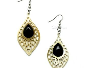 Horn Earrings - Q11518