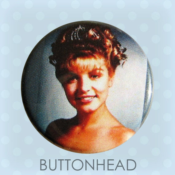 Who Killed Laura Palmer - 1 Inch Pinback Button