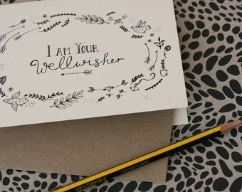 I Am Your Wellwisher Gift Card