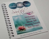1/2 Off Sale - Soulful Alignment : 50 Prompts to Get Your Whole Self Flowing Toward Your Dreams Journal - Large Size