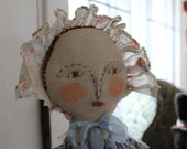 The Poor Brave Prairie GirL .. dollmakers on etsy EuC