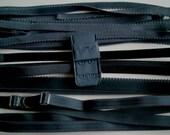 DIY Notions Kit Led Grey for 1 BRA and BRIEF by Merckwaerdigh