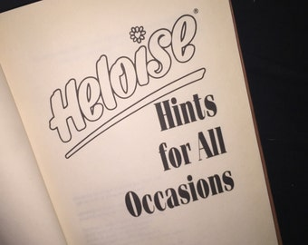 Vintage Heloise Book