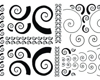 Artisan Batik Cap Square Spiral additionally Celtic Jewelry Ancient Symbolism In Popular Fashion besides  on macrame spiral knot