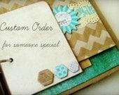 Custom Wedding Album for sarahgaudry