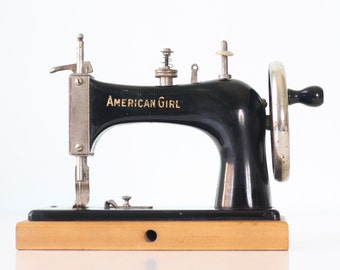 Vintage American Girl Sewing Machine