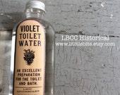 Violet Water 1893-1927