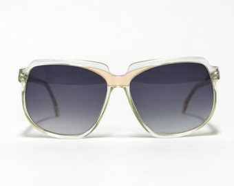 Charles Jourdan vintage sunglasses - model: CJ13 - 1980s sunglasses made in France in NOS condition