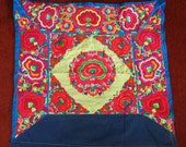 Textiles -  Hmong Baby Carrier/ Hmong / Miao fabric / Hmong embroidery panels - 1042